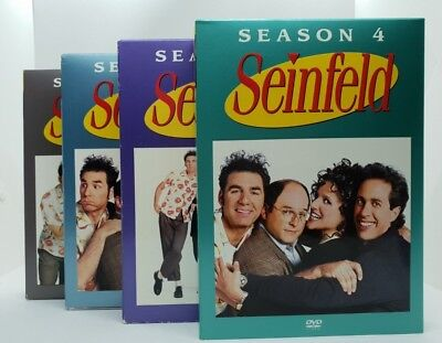 Seinfeld - Dvd Box Set - Seasons Avail. 4-5-6-7 - Usa Edition - Region 1