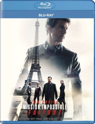 Neuf Mission Impossible - Fallout Blu-Ray
