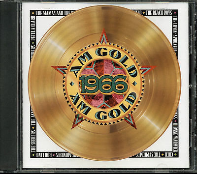 AM Gold 1966 by Various Artists (CD, 1995, Time Life Music)