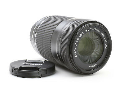Canon EF-S 55-250 mm 4-5.6 IS STM + TOP (223680)