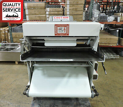 Acme Model 11 Commercial Double Pass Bench Dough Roller / Sheeter