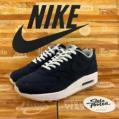 Details about Nike Air Max 1 DSM UK 9 EUR 44 Brave Blue White AH8051 400 New