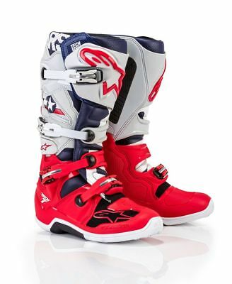Alpinestars Tech 7 Motocross Stiefel Ltd. Edition San Diego 5 Star Cross Tech7