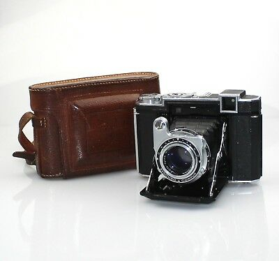 *Zeiss Ikon Super Ikonta 532/16 (B) camera c1937-56 w/ Tessar 1: 2.8/80mm* (H40)
