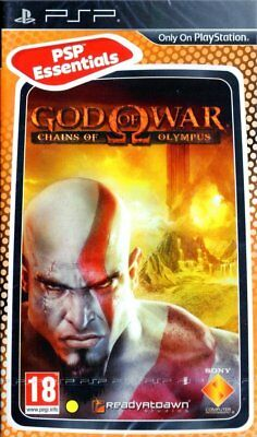 God of War: Chains of Olympus Game for PSP