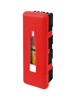 Single Fire Extinguisher Protecting Box/Cabinet with FREE DELIVERY