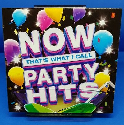 NOW Thats What I Call Party Hits CD