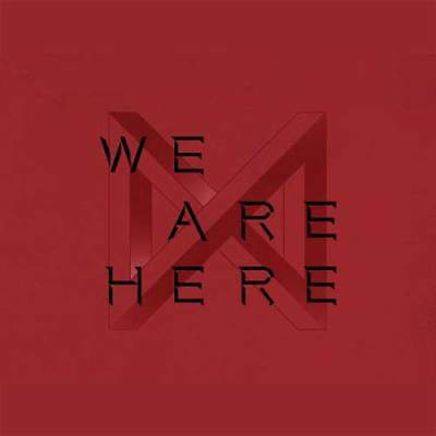 MONSTA X - 2nd TAKE.2 [WE ARE HERE] (CD+BOOKLET+PHOTOCARD) (KpopStoreinUSA)