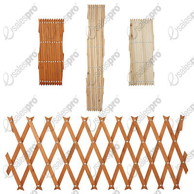 Trellis - Wooden Expanding Wall Trellis, Choice Of Size & Finish.
