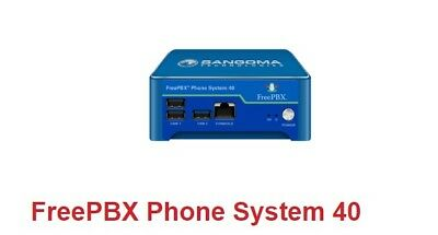 SANGOMA FREEPBX PHONE System 40 Appliance