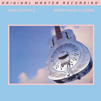 Dire Straits , Brothers In Arms  - Gain 2™ Ultra Analog 45RPM 180g Series -
