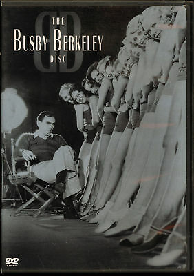 The Busby Berkeley Disc (DVD, 2006) - 21 Complete Musical Numbers
