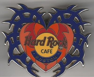 9c724d47f HARD ROCK CAFE Boston 2001 Tattoo Series Pin - $3.99 | PicClick