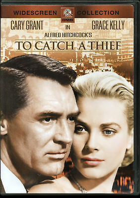 To Catch a Thief (DVD, 2002) Cary Grant, Grace Kelly, Jessie Royce Landis