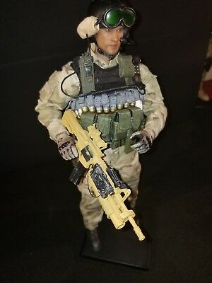 1 6 Scale Us Army Delta Force Grenadier 1990 s From Bandit Joes Custom  Figures. 448b367682e0