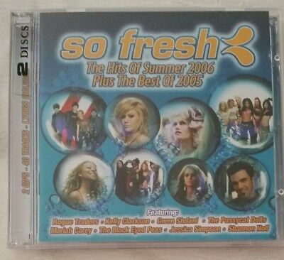 So Fresh: The Hits Of Summer 2006 + Best of 2005 [2 CDs] (2006, Sony (Aust.))