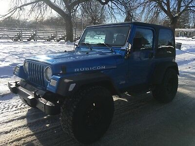 Jeep Wrangler Rubicon 2003 Jeep Wrangler Rubicon 2003