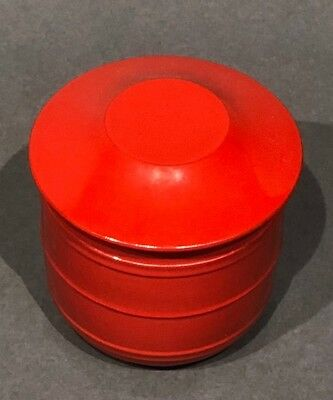 Japanese Lacquer Natsume Tea Caddy