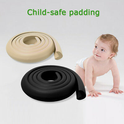 6.6ft 2m Safe Edge + 4 Corner Cushions Table Desk Baby Safety Guard Protector