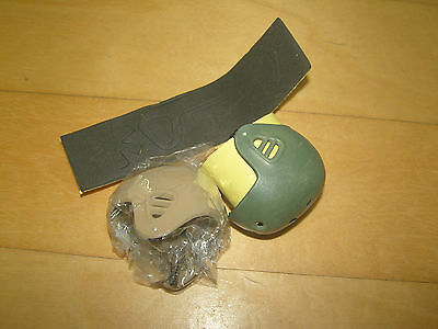 ACE 1/6 Scale Military Action Figure Parts-Pro-tec Helmets OD & Tan with Padding