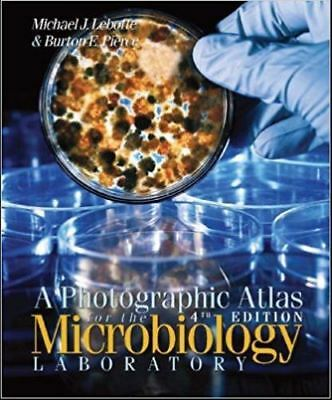 [PDF] A Photographic Atlas for the Microbiology Laboratory 4th Edition EBOOK