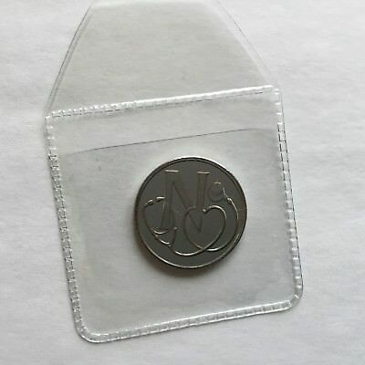 The Great British Coin Hunt A-Z Alphabet 10p. Uncirculated N For NHS Health