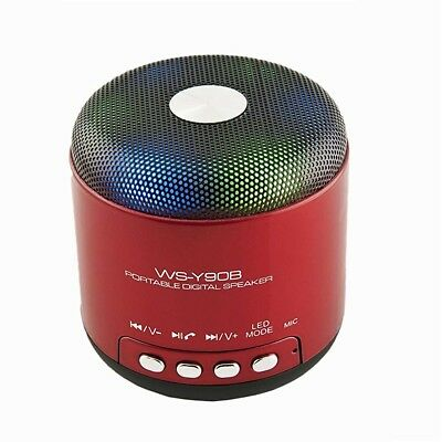 Cassa speaker WSTER WS-Y90 wireless bluetooth usb fm radio SD