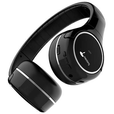Meidong Casque Bluetooth Sans Fil Réduction De Bruit Active Anti