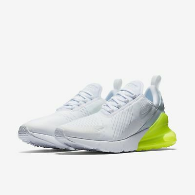 new arrival 8f9fc f413e reduced ireland mens nike air max 270 ah8050 104 white white brand new size  11 4f33a