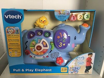 VTech Baby–Hiccup Teether . 3480–502522