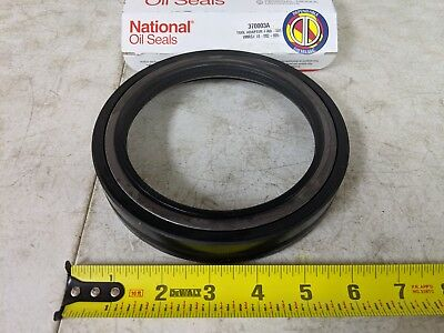 Drive Axle Wheel Seal National # 370003A Ref. # Federal Mogul B370003BG4
