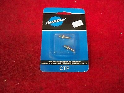 2 x Park Tool CTP Replacement Pins for CT-3 CT-3.2 CT-5 CT-7 Bike Chain Breaker