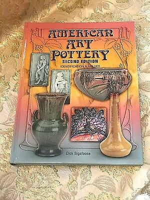 American Art Pottery Identification & Price Guide, by Dick Sigafoose.