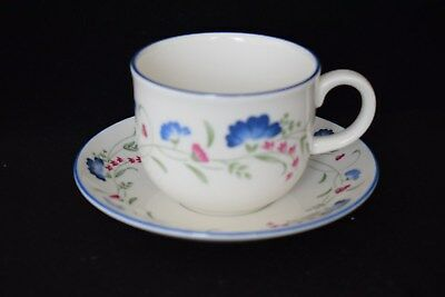 Royal Doulton Expressions Windermere Cup And Saucer