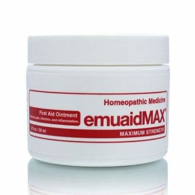 Emuaid MAX First Aid Ointment 2 Ounce