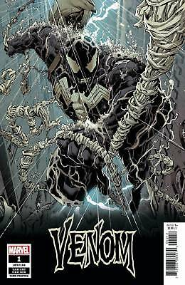 Venom #1 3Rd Print Stegman Variant Marvel Comics 2018 Sold Out