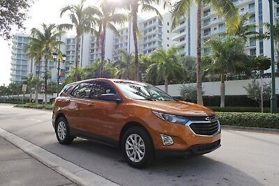 2018 Chevrolet Equinox 1.5 turbo, camera, only 12kmiles!!! CHEVROLET EQUINOX 1.5 turbo, camera, only 12kmiles!!!