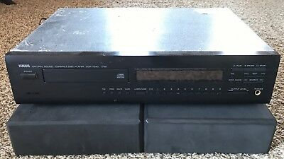 Yamaha Natural Sound CD Player CDX 1030 - Used