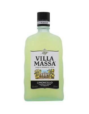 Villa Massa Limoncello (Lemoncello) Liqueur 500ml @ 30 % abv