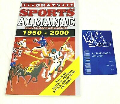 Grays Sports Almanac: Back To The Future 2 w/ Receipt Props Reproductions RARE