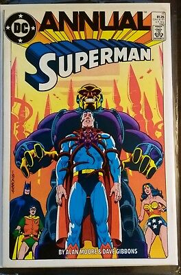 Superman (1939 1st Series) Annual #11 Batman, Robin, Wonder Woman