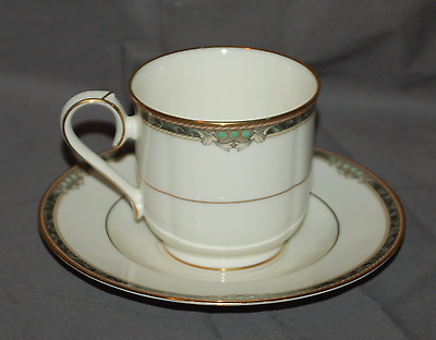Noritake China Cup and Saucer Set(s)  Covina 9791  Appears Unused