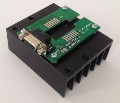 14-Pin Butterfly Type1 Laser Diode Mount with Large Heat-sink & D-type connector