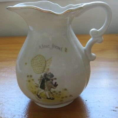 Holly Hobbie Water Jug A True Friend Is The Best Possession