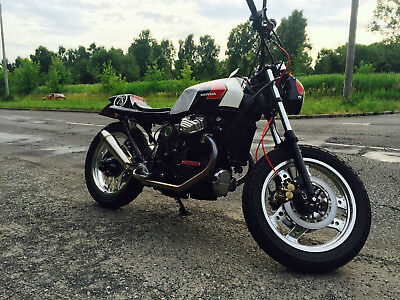 HONDA CX 650 E Sports Dirt Tracker