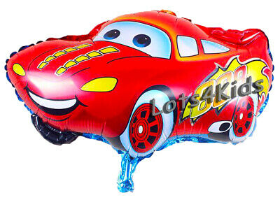 Disney Cars Birthday Party Balloon Supplies