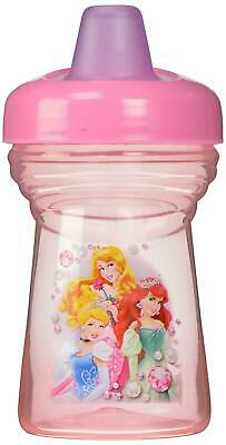 Disney Princess Sippy Cup Spill Proof Soft Spout for Toddler Baby NEW