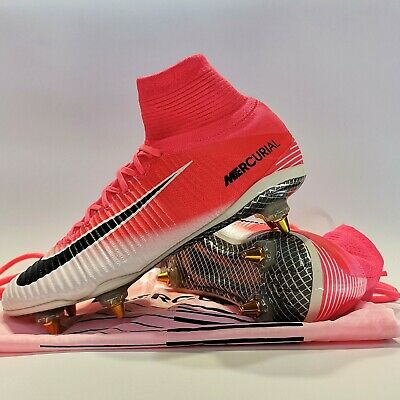 c06cf7028 NIKE MERCURIAL VAPOR superfly III sg uk 8 us 9 football boots soccer ...