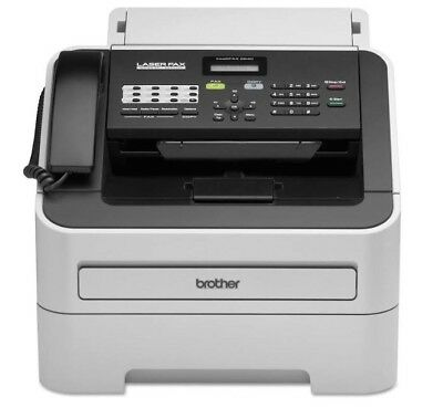 Brother Intelli Fax 2840 High Speed Laser Fax Phone New
