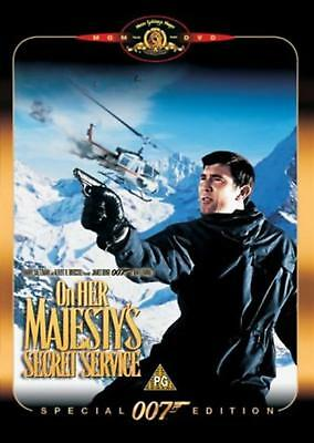 On Her Majesty's Service - Dvd **New Sealed** Free Post**